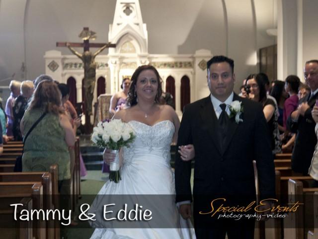 Wedding Tammy & Eddie