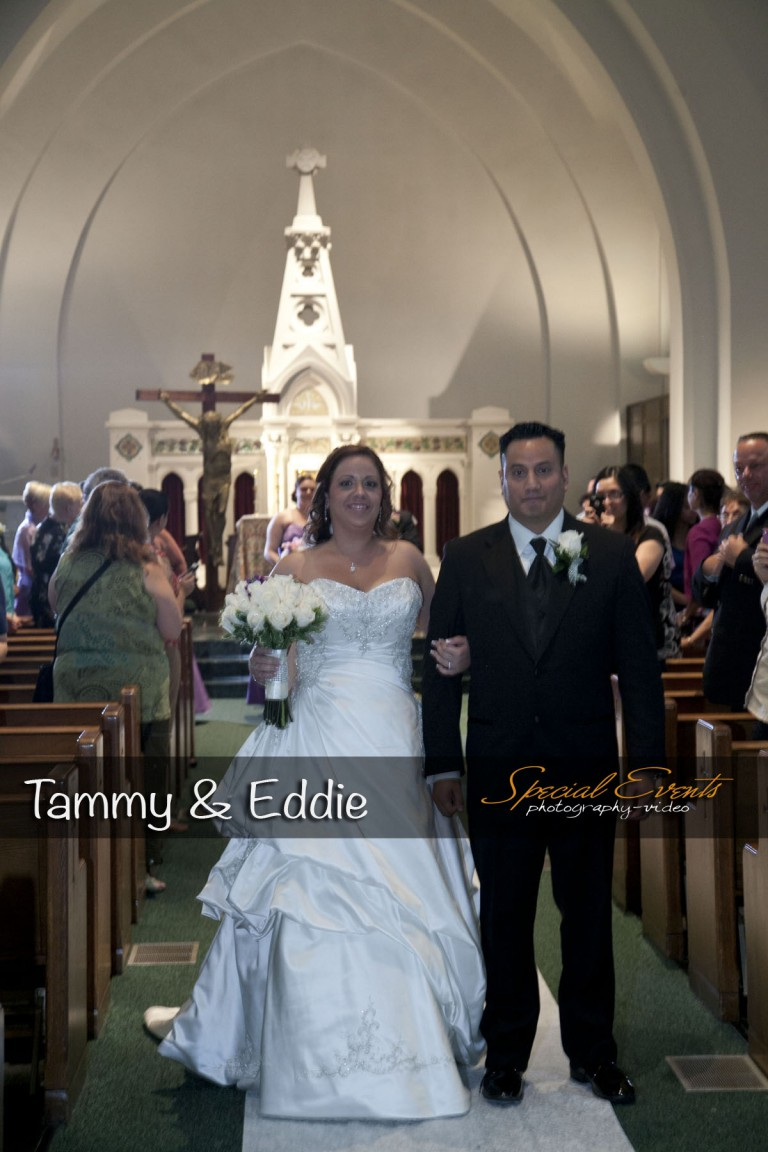 Wedding Tammy & Eddie