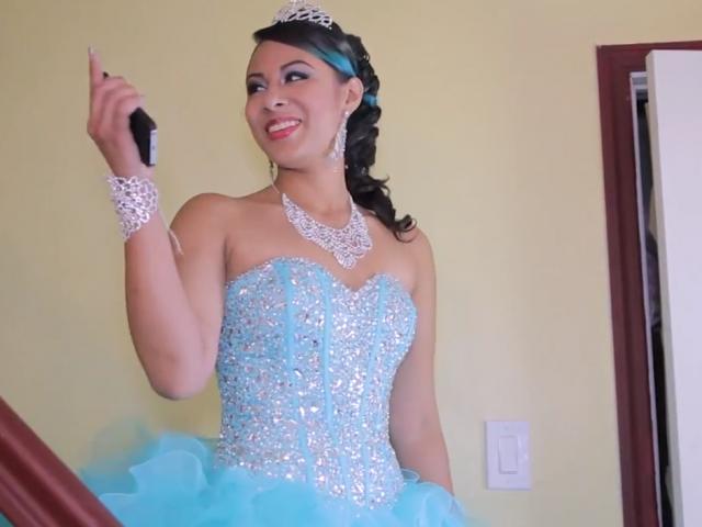 Sweet 16 Yajaira Reyes