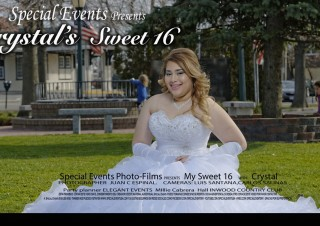 Crystal's Sweet 16