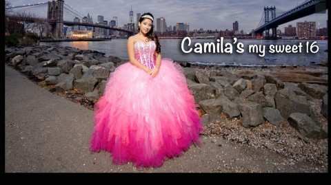 SPECIAL EVENT | Camila's Sweet 16