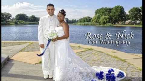 SPECIAL EVENT |  Wedding Rose & Nick