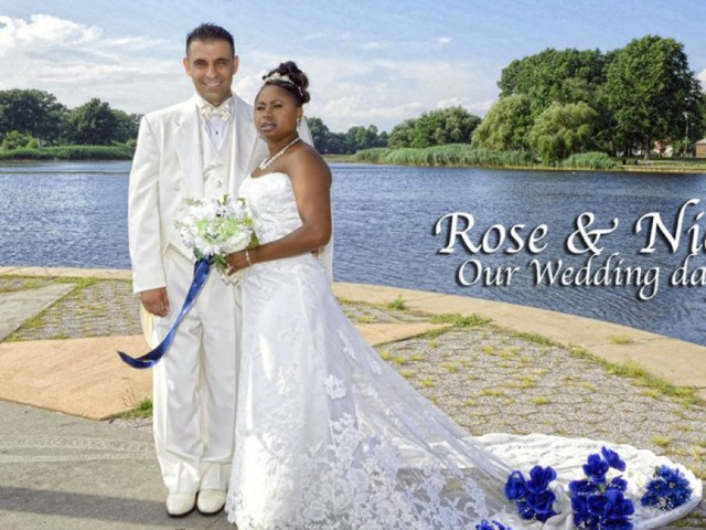 Rose & Nick Wedding