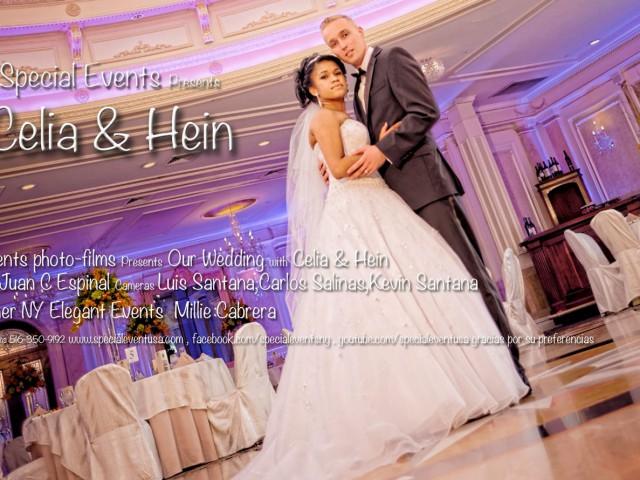 Celia & Hein Wedding Highlights
