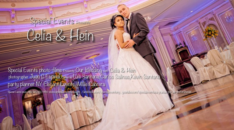 Celia & Hein Wedding Highlights
