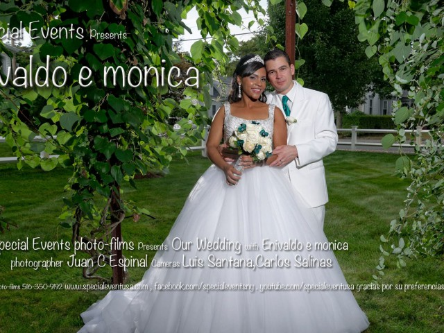 Enivaldo e Monica Casamento A thousand years