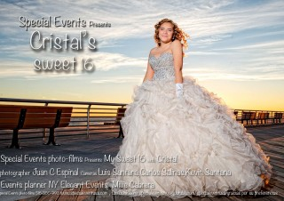 Cristal's Sweet 16