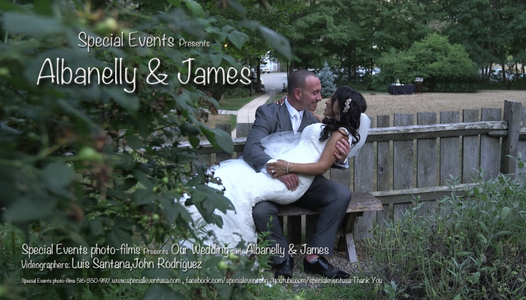 Albanelly's & James Wedding
