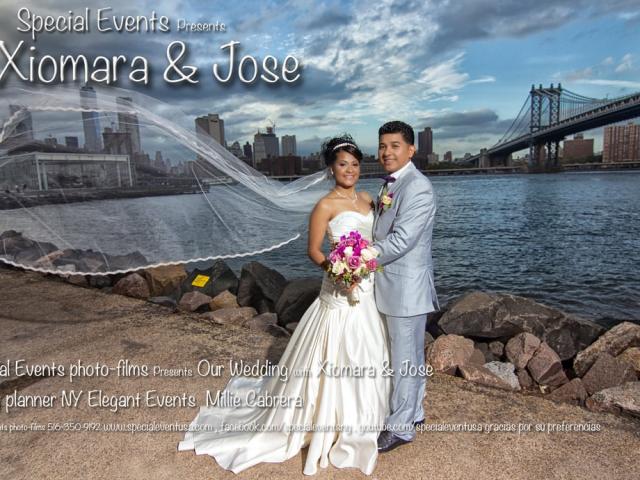 Xiomara & Jose Wedding