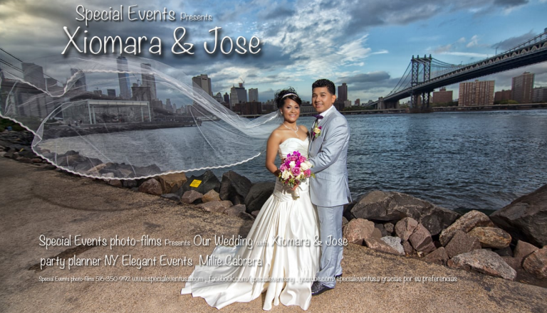 Xiomara & Jose Wedding