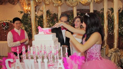 SPECIAL EVENT | CAMILA SWEET 16